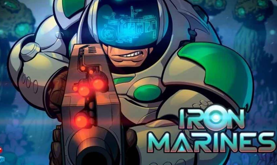 Iron Marines Mod Apk v1.1.0 For Unlimited Money
