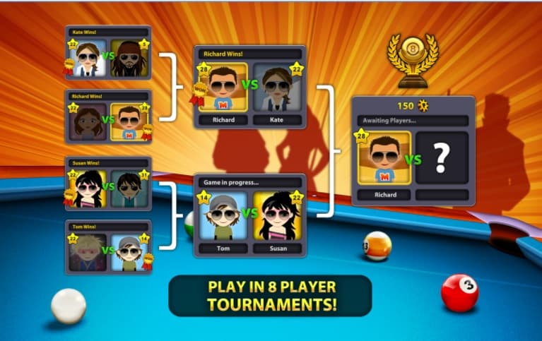 Latest 8 Ball Pool MOD APK