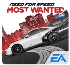 Need For Speed Most Wanted MOD+APK+DATA