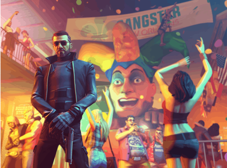 Gangstar New Orleans Mod Apk For Android