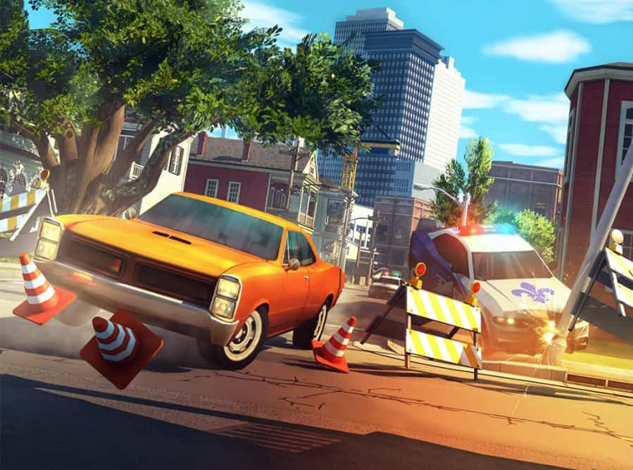 Latest Gangstar New Orleans Mod Apk