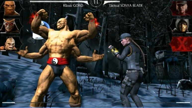 Mortal Combat X Mod Apk