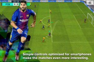 Pro Evolution Soccer 2018 Apk MOD
