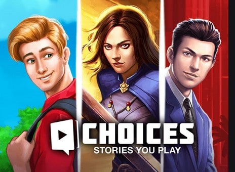 Choices: Stories You Play Mod Apk v2.7.5 (VIP+Unlocked)