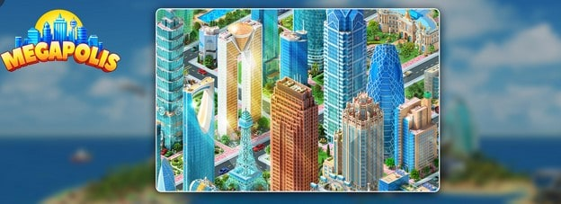 Megapolis Mod Apk v5.50 (Unlimited Money)